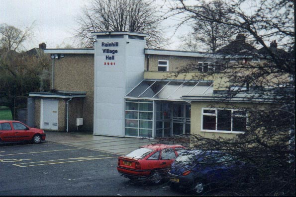 Rainhill Village Hall