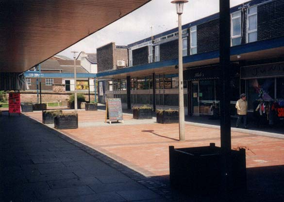 Dane Court Shopping Precinct