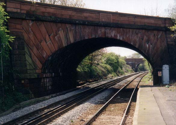 The Skew Bridge
